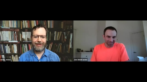 Thumbnail for entry SITT 2020 Interview: Andy Jones and Joe Anistranski
