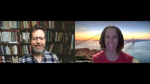 Thumbnail for entry SITT 2020 Interview: Andy Jones and Annaliese Franz
