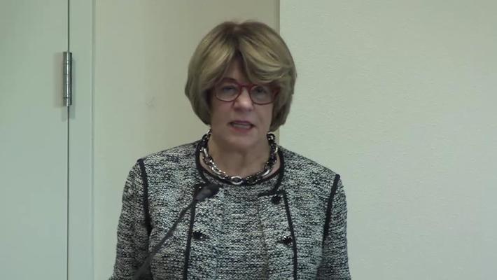 Provost Forum - Estela Mara Bensimon (05-02-2016)