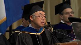 Thumbnail for entry 2013 Engineering Commencement Speaker - Francis Lee - 06-14-2013