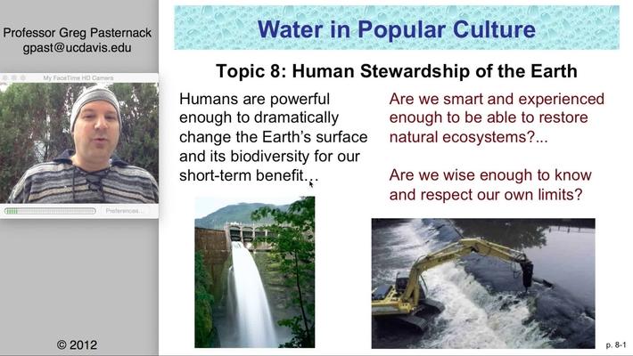 SAS004: Human Stewardship of the Earth, Part 1
