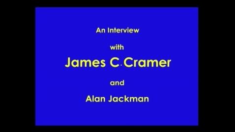 Thumbnail for entry James Cramer