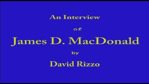 Thumbnail for entry James MacDonald