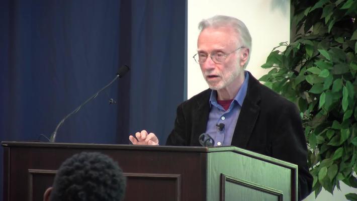 Lunn Lecture - John Crowley - April 11, 2019