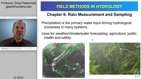 Thumbnail for entry HYD151: Rain Measurement and Sampling, part 1