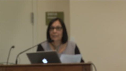 Thumbnail for entry Sawyer Seminar Series: 4/15/2013: Helen Verran, Judith Farquhar and Anna Tsing