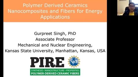 Thumbnail for entry EMS 289C Spring 2018 Gurpreet Singh, Kansas State