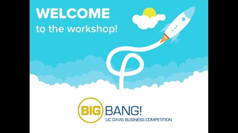 Thumbnail for entry Big Bang! 2017-18 Worskshop - Making the Leap - Moving from Idea to Business - 11-08-2017