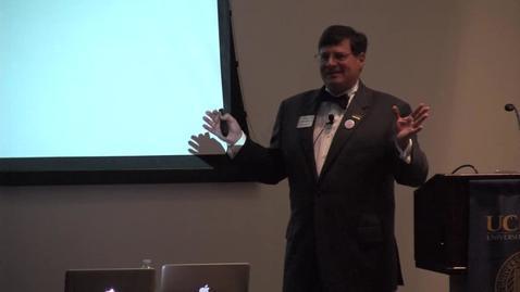 Thumbnail for entry Arthur Wellman-15th Annual R. Bryan Miller Symposium