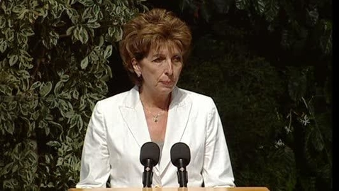 Thumbnail for entry 2011 Fall Convocation - Chancellor Linda Katehi
