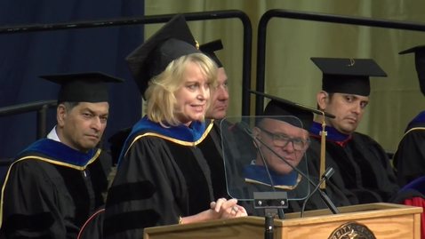 Thumbnail for entry 2016 College of Engineering Speaker Diane Bryant
