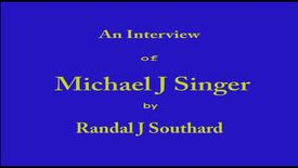 Thumbnail for entry Michael Singer