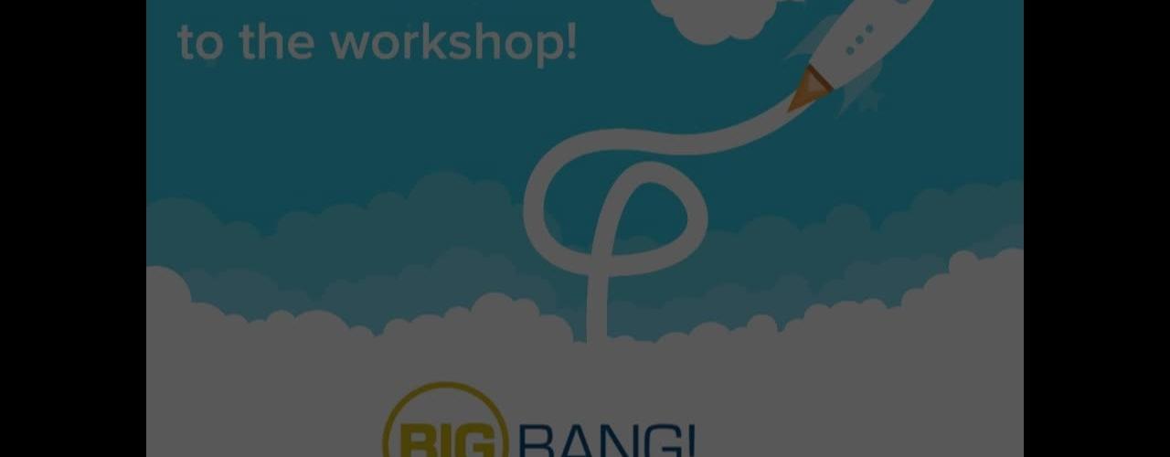 Big Bang! 2017-18 Worskshop 3 - 11-15-2017