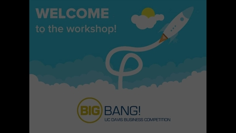 Thumbnail for entry Big Bang! 2017-18 Worskshop - Defining the Problem and Solution - 11-15-2017