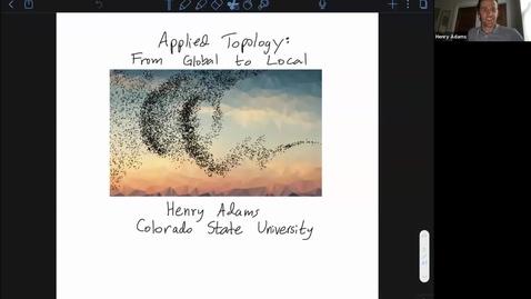 Thumbnail for entry MADDD-HenryAdamsSpring2020
