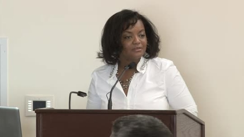 Thumbnail for entry Equity Summit: Dr. Ramona Bishop - Keynote Address