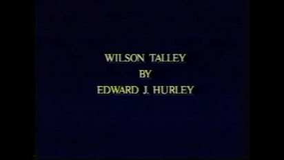 Video Thumbnail For Wilson Talley