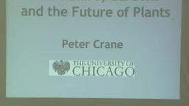 Thumbnail for entry Storer Lecture - Sir Peter Crane 04-05-2007