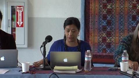 Thumbnail for entry Social Justice Initiative 2014: Elena Gutierrez