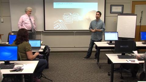 Thumbnail for entry Book Project 2014-2015: Joshua Hori and David Ritz (12-1-14)