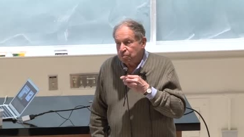 Thumbnail for entry PHYS 150 Distinguished Lecture Series: Ivan Smalyukh 1-19-12