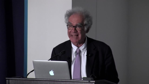 Thumbnail for entry 2016 Lunn Lecture: Carlo Ginzburg (04-18-2016)