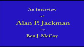 Thumbnail for entry  Alan  Jackman
