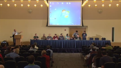 Thumbnail for entry CABA May 2014: Panel Discussion