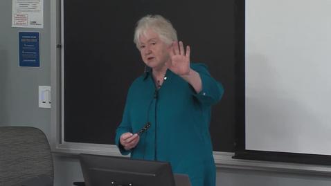 Thumbnail for entry Dr. Martha Macri - NAIS Research Now - 2/27/2020
