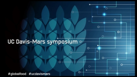 Thumbnail for entry UC Davis-Mars Symposium, Afternoon Session, Jan 14, 2015