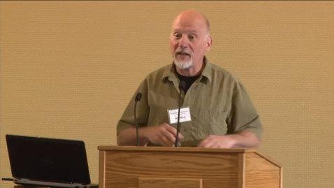 Thumbnail for entry CABA May 2014: Brian Bergamaschi