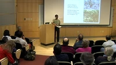 Thumbnail for entry Storer Lecture - Caroline Dean 10-28-2010