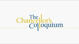 Thumbnail for entry Chancellor's Colloquium - John Seely Brown (10-28-2015)