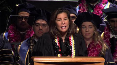 Thumbnail for entry 2018 Law School Keynote Speaker -Tani Cantil-Sakauye