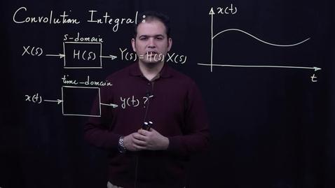 Thumbnail for entry Convolution Integral (Part 1)