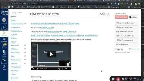 Thumbnail for entry ESM195_Spring2020_HowToStartPolicyPaperGoogleDoc