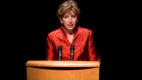 Thumbnail for entry Confucius Institute Grand Opening Ceremony 2013: Chancellor Linda Katehi
