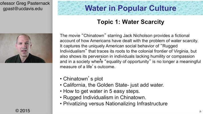 SAS004: Water Scarcity