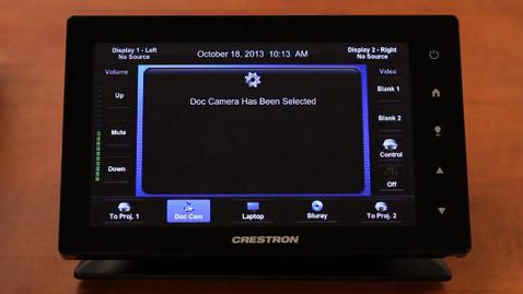 Thumbnail for entry AV Engineering: Touch Screen Panels