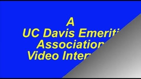 Thumbnail for entry 461  Edward Imwinkelried