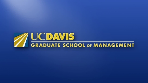 Thumbnail for entry 2015 Graduate School of Management Commencement