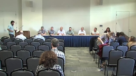 Thumbnail for entry CMSI - September 26, 2018 - Afternoon Panel