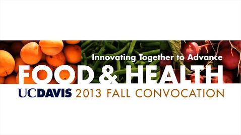 Thumbnail for entry 2013 Fall Convocation (Full)