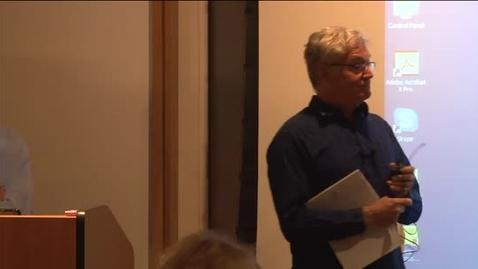 Thumbnail for entry PICN Seminar 2014: Dr. Robert Black
