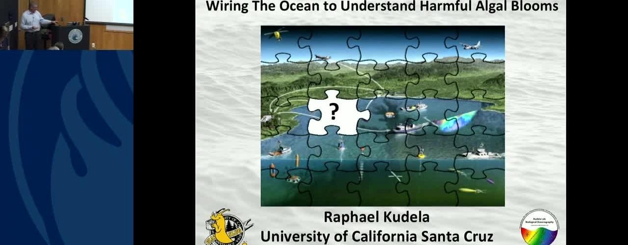 BML - Raphael Kudela: Wiring The Ocean to Understand Harmful Algal Blooms