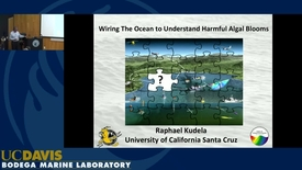 Thumbnail for entry BML - Raphael Kudela: Wiring The Ocean to Understand Harmful Algal Blooms