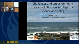 Thumbnail for entry BML - Francis Chan: Challenges and opportunities in ocean acidification and hypoxia science and policy