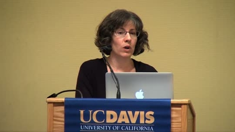 Thumbnail for entry ADVANCEing STEM: Panel 2: ADVANCE Institutional Transformation at UC Davis