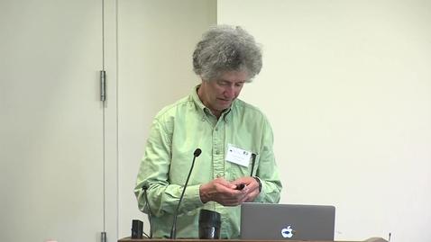 Thumbnail for entry CMSI Nov 2019 - Morning Keynote - Alan Hastings