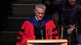 Thumbnail for entry 2014 Graduate School of Management Commencement Speaker:  Sandy Weill